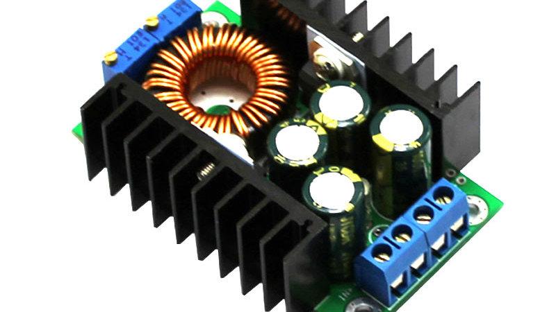 Convertidor Step Down Xl4016 Pwm 5-40V A 1,2-35v 8a 300w dc