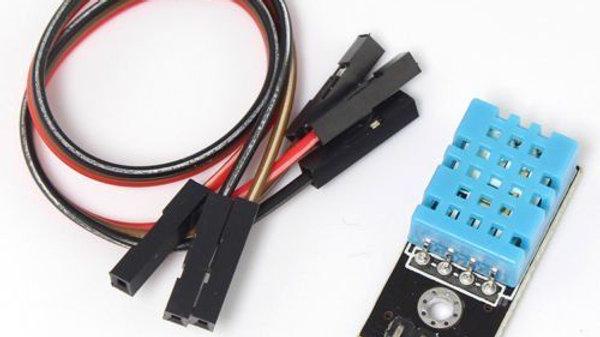 Módulo Sensor Humedad Temperatura Dht11