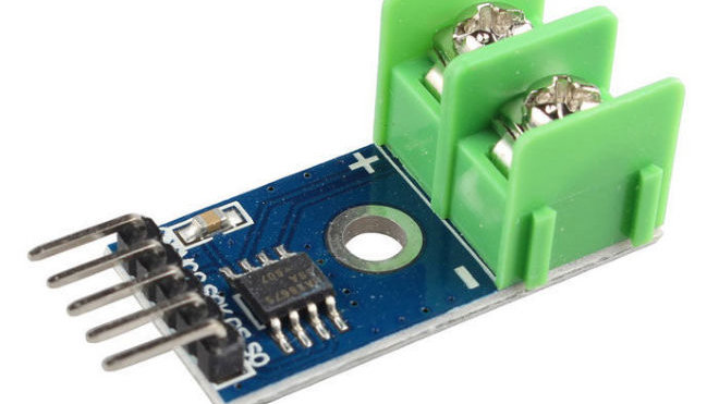 Sensor De Temperatura Max6675 Para Termocupla K
