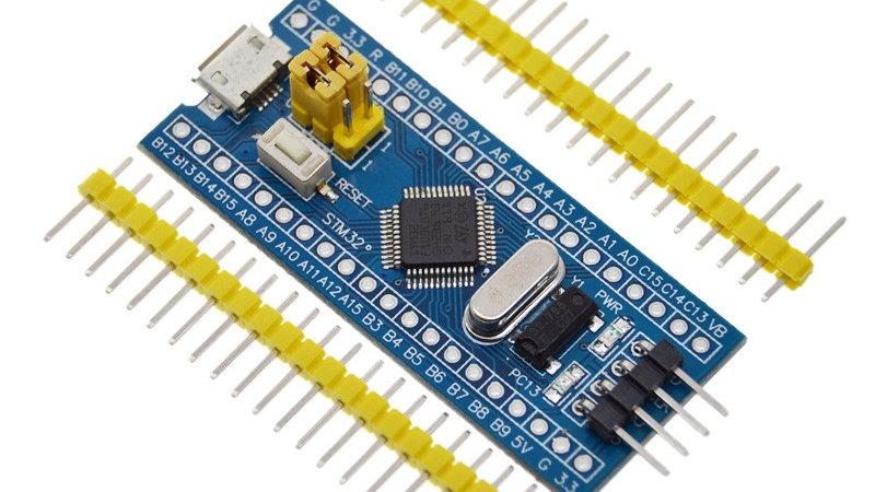 Modulo Desarrollo Stm32f103c8t6 Blue Pill Stm32 Cortex-m3