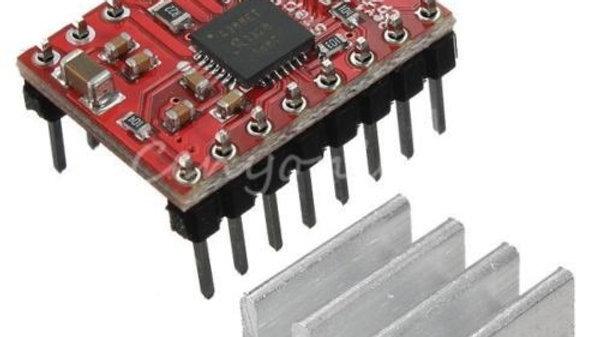 Driver Pololu A4988  C/disipador Impresora 3d Arduino Reprap