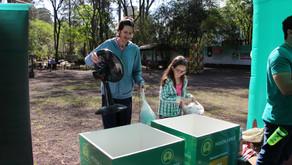 Dia Mundial da Limpeza retirou mais de 300kg de resíduos das ruas