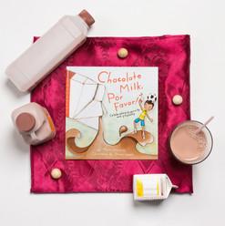 Chocolate Milk Por Favor ISBN 9780984855834