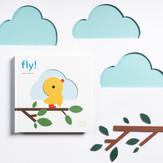 Fly! ISBN 9781452159225