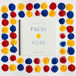 Press Here ISBN 9780811879545