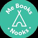 Me Books Nooks Logo