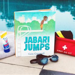 Jabari Jumps ISBN 9780763678388