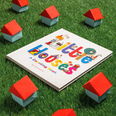 Little Houses_A Counting Book ISBN 9781780676135