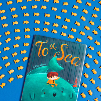 To the Sea ISBN 9781484708132