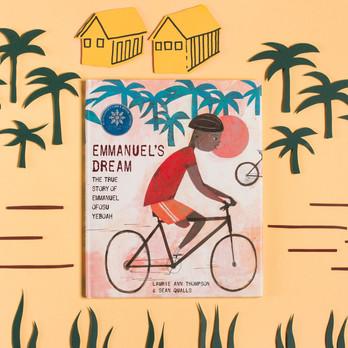 Emmanuel's Dream ISBN 9780449817445