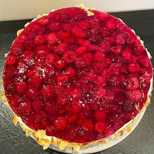 Himbeer-Obst Torte