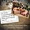 Thumbnail: Geschenkverpackung mit Grußnachricht