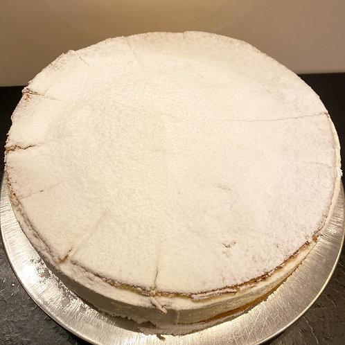 Quark-Sahne Torte