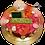 Thumbnail: Einschulungs-Torte rosa