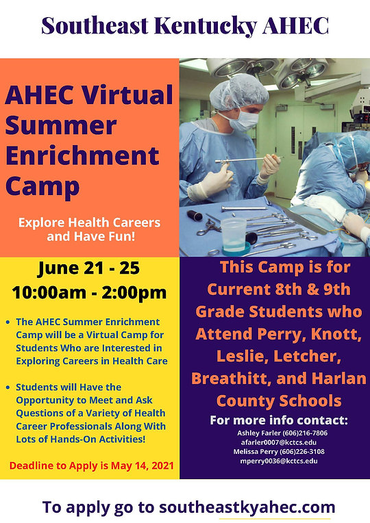 AHEC Enrichment Camp Flyer.jpg