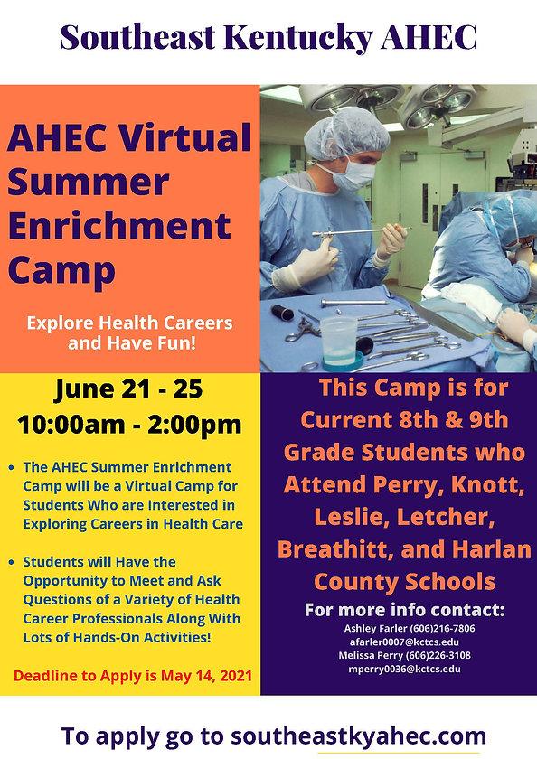 AHEC Enrichment Camp Flyer.jpg