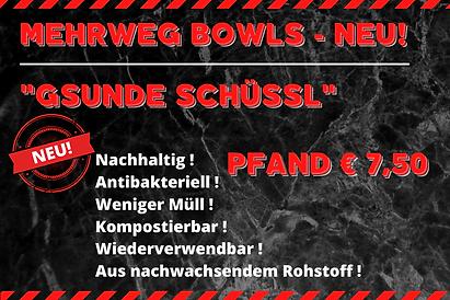burger-und-bowls.de Mehrweg Pfandsystem