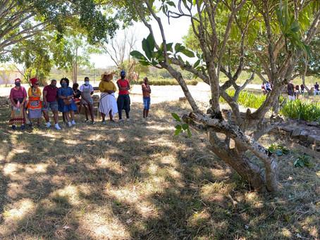 Sesikhona For Youth, moving and shaking in Yendella!