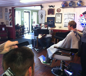 Loyalty Barber Shop and Shave Parlor Beard Trims