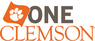 ONE-Clemson_2-Color-Orange-Gray-Logo_Hor