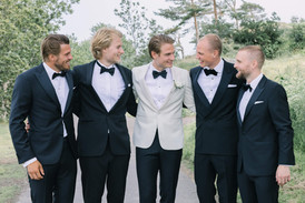 Bröllopsfotograf Särö