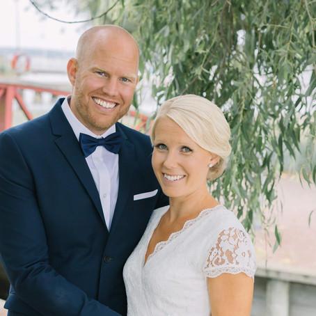 Louise & Robin Hellström