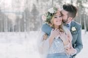 Bröllopsfotograf Färila