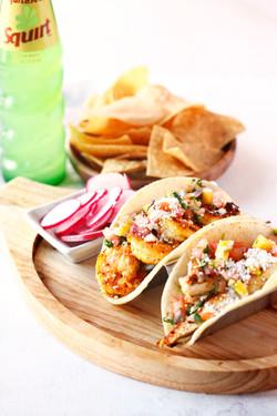 El Torazo Tacos Del Mar - Shrimp