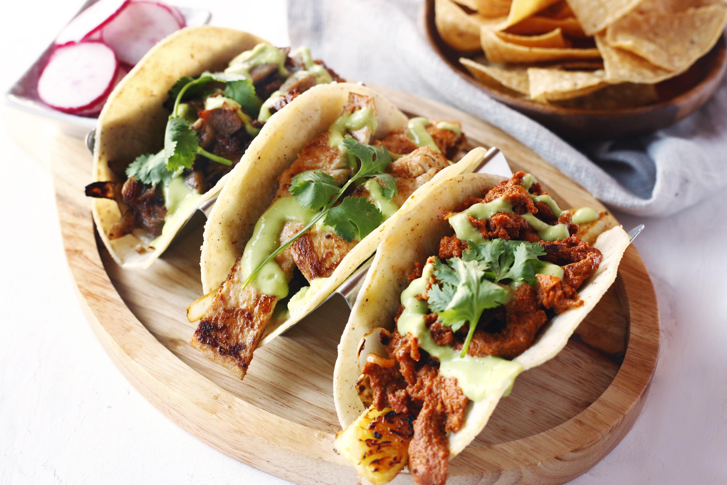El Torazo Mexican Taco Trio