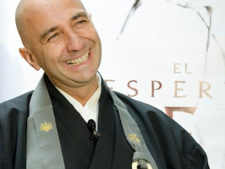 Palestra Internacional com Monge Densho Quintero