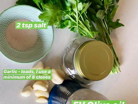 Tori's Herby Mix