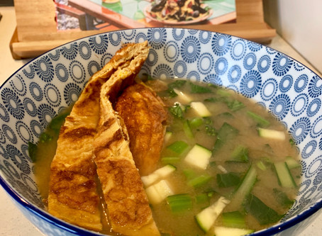Miso Brekkie Broth