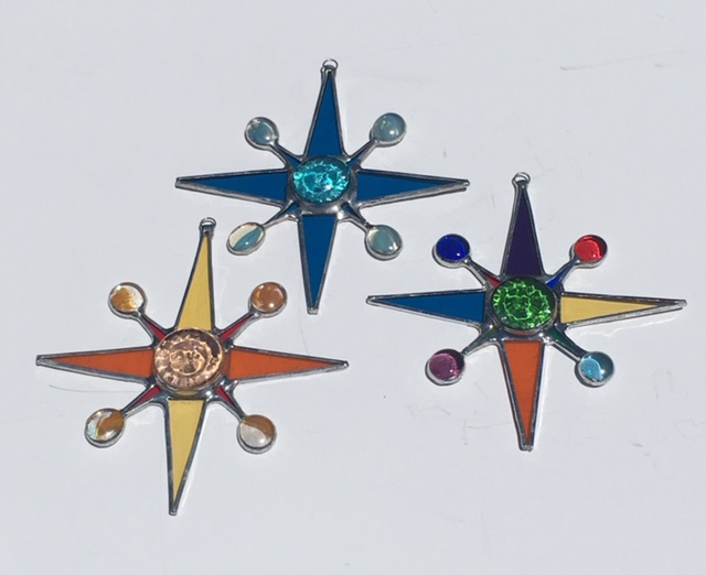 Happy Star Sun Catcher