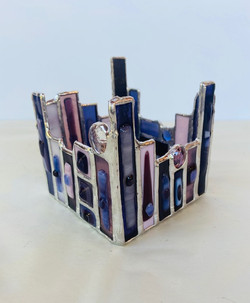 Candle Holder, square