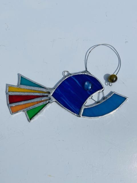 Fishie Suncatcher