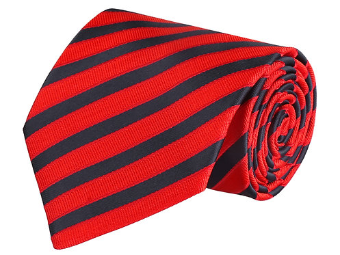 Barata Formal Ties For Men, Red Tie Formal Broad (Red8.8cmG1)