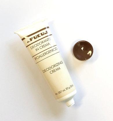 Deodorant Cream with Hypoallergenic Effect - Long Duration ml 30