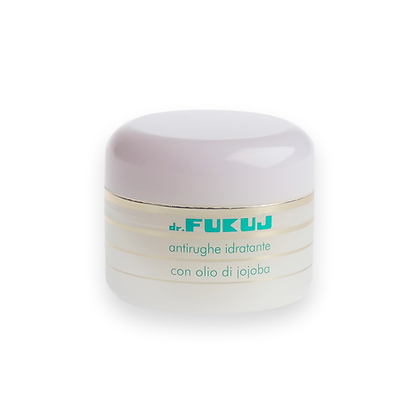 Anti-wrinkle Moisturizer with Jojoba Oil for Normal and Fat Skins ml 50