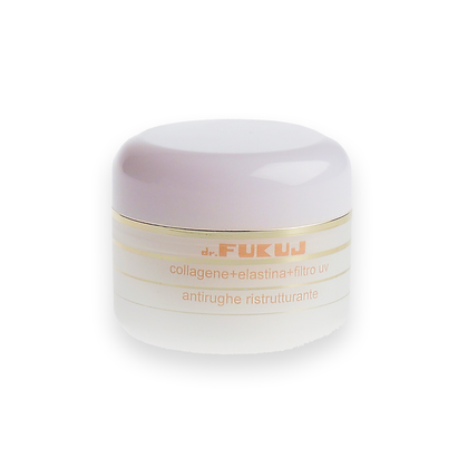 ANTI-WRINKLE CREAM - con Collagene ed Elastina per Pelli  Secche
