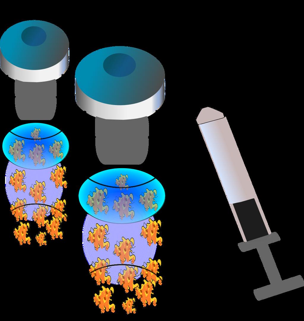 Visualizing coronavirus vaccine