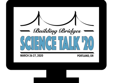 Reflections on my first virtual conference: Science Talk 2020