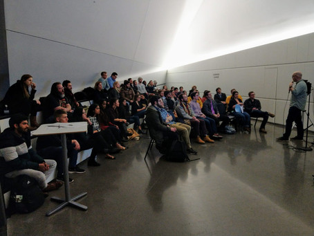First General Body Meeting - 01/16/2019