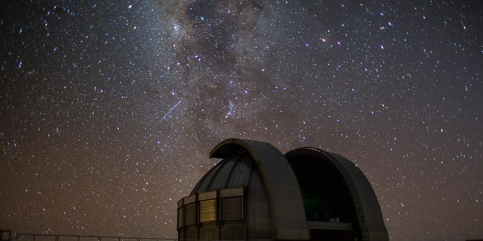 MSU SciComm at the Planetarium