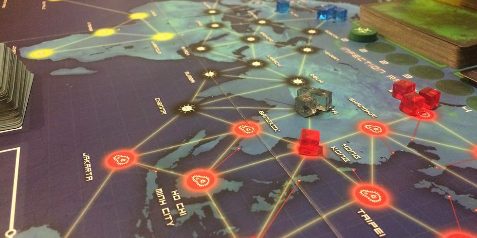 Science Board Game Night