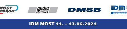 Zeitplan IDM Sidecar Most 2021