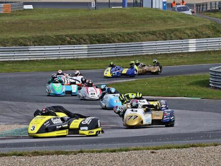 2021 keine Sidecars auf dem Eurospeedway Lausitzring