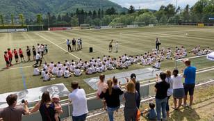 Bericht Fußballcamp 2021