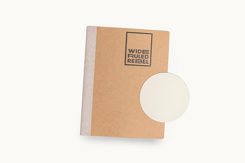 Composition Blank Notebook