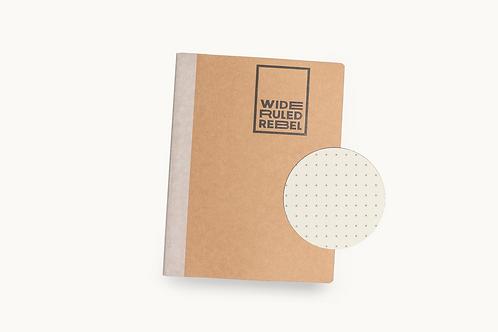 Composition Dot Grid Notebook