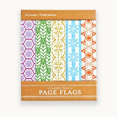 Tile Page Flags